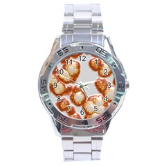 Abstract Texture A Completely Seamless Tile Able Background Design Stainless Steel Analogue Watch