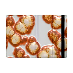Abstract Texture A Completely Seamless Tile Able Background Design Apple iPad Mini Flip Case