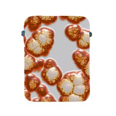 Abstract Texture A Completely Seamless Tile Able Background Design Apple Ipad 2/3/4 Protective Soft Cases