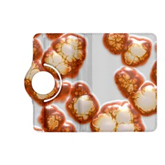 Abstract Texture A Completely Seamless Tile Able Background Design Kindle Fire HD (2013) Flip 360 Case