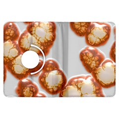 Abstract Texture A Completely Seamless Tile Able Background Design Kindle Fire Hdx Flip 360 Case