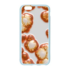 Abstract Texture A Completely Seamless Tile Able Background Design Apple Seamless iPhone 6/6S Case (Color)