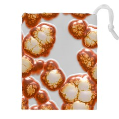Abstract Texture A Completely Seamless Tile Able Background Design Drawstring Pouches (xxl)