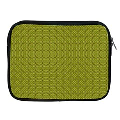 Royal Green Vintage Seamless Flower Floral Apple iPad 2/3/4 Zipper Cases