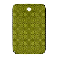 Royal Green Vintage Seamless Flower Floral Samsung Galaxy Note 8.0 N5100 Hardshell Case