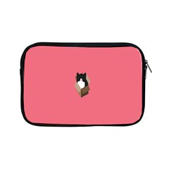 Minimalism Cat Pink Animals Apple iPad Mini Zipper Cases