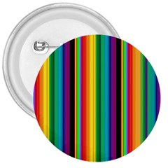 Multi Colored Colorful Bright Stripes Wallpaper Pattern Background 3  Buttons