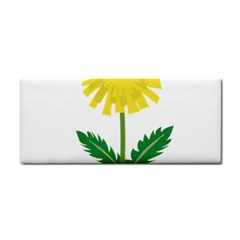 Sunflower Floral Flower Yellow Green Cosmetic Storage Cases