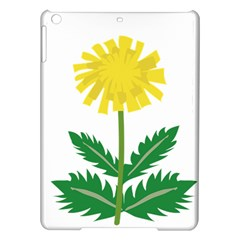Sunflower Floral Flower Yellow Green iPad Air Hardshell Cases