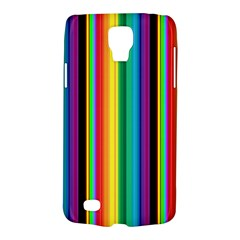 Multi Colored Colorful Bright Stripes Wallpaper Pattern Background Galaxy S4 Active