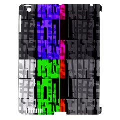 Repeated Tapestry Pattern Apple Ipad 3/4 Hardshell Case (compatible With Smart Cover)