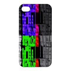 Repeated Tapestry Pattern Apple iPhone 4/4S Premium Hardshell Case