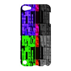 Repeated Tapestry Pattern Apple iPod Touch 5 Hardshell Case