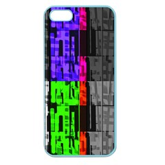 Repeated Tapestry Pattern Apple Seamless iPhone 5 Case (Color)
