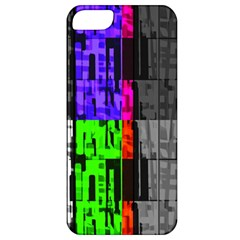 Repeated Tapestry Pattern Apple Iphone 5 Classic Hardshell Case