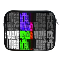 Repeated Tapestry Pattern Apple iPad 2/3/4 Zipper Cases