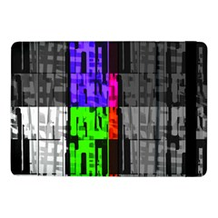 Repeated Tapestry Pattern Samsung Galaxy Tab Pro 10 1  Flip Case