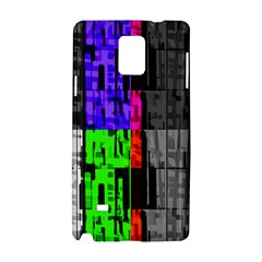 Repeated Tapestry Pattern Samsung Galaxy Note 4 Hardshell Case