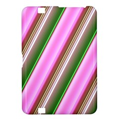 Pink And Green Abstract Pattern Background Kindle Fire Hd 8 9