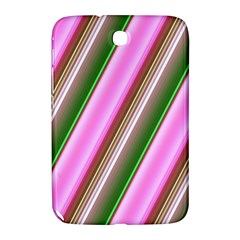 Pink And Green Abstract Pattern Background Samsung Galaxy Note 8 0 N5100 Hardshell Case
