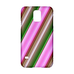 Pink And Green Abstract Pattern Background Samsung Galaxy S5 Hardshell Case