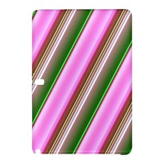 Pink And Green Abstract Pattern Background Samsung Galaxy Tab Pro 10 1 Hardshell Case