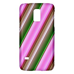 Pink And Green Abstract Pattern Background Galaxy S5 Mini
