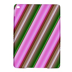 Pink And Green Abstract Pattern Background iPad Air 2 Hardshell Cases