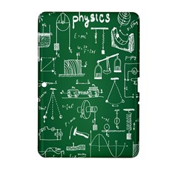 Scientific Formulas Board Green Samsung Galaxy Tab 2 (10.1 ) P5100 Hardshell Case