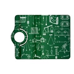 Scientific Formulas Board Green Kindle Fire HD (2013) Flip 360 Case