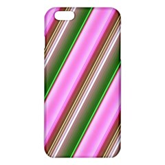 Pink And Green Abstract Pattern Background iPhone 6 Plus/6S Plus TPU Case