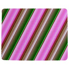 Pink And Green Abstract Pattern Background Jigsaw Puzzle Photo Stand (rectangular)
