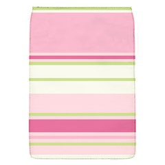 Turquoise Blue Damask Line Green Pink Red White Flap Covers (S)