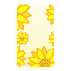 Sunflowers Flower Floral Yellow Memory Card Reader