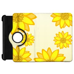 Sunflowers Flower Floral Yellow Kindle Fire HD 7