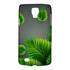 Leaf Green Grey Galaxy S4 Active