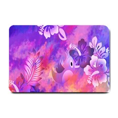 Littie Birdie Abstract Design Artwork Small Doormat