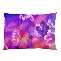 Littie Birdie Abstract Design Artwork Pillow Case