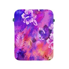 Littie Birdie Abstract Design Artwork Apple iPad 2/3/4 Protective Soft Cases