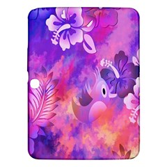 Littie Birdie Abstract Design Artwork Samsung Galaxy Tab 3 (10 1 ) P5200 Hardshell Case