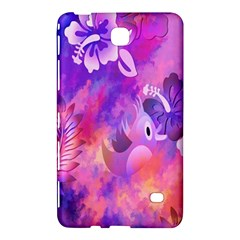 Littie Birdie Abstract Design Artwork Samsung Galaxy Tab 4 (8 ) Hardshell Case
