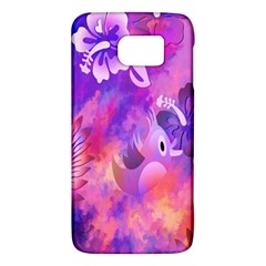 Littie Birdie Abstract Design Artwork Galaxy S6