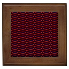 Repeated Tapestry Pattern Abstract Repetition Framed Tiles