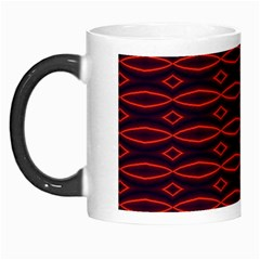 Repeated Tapestry Pattern Abstract Repetition Morph Mugs