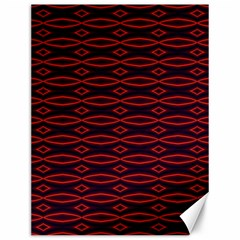 Repeated Tapestry Pattern Abstract Repetition Canvas 12  x 16