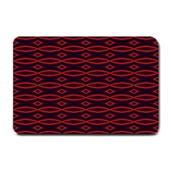 Repeated Tapestry Pattern Abstract Repetition Small Doormat