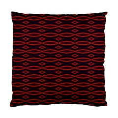 Repeated Tapestry Pattern Abstract Repetition Standard Cushion Case (two Sides)