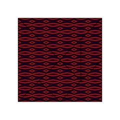 Repeated Tapestry Pattern Abstract Repetition Acrylic Tangram Puzzle (4  x 4 )