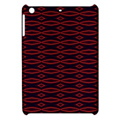 Repeated Tapestry Pattern Abstract Repetition Apple Ipad Mini Hardshell Case