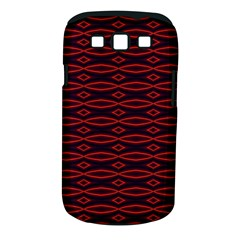 Repeated Tapestry Pattern Abstract Repetition Samsung Galaxy S Iii Classic Hardshell Case (pc+silicone)